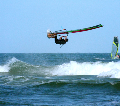 Hiroshi Andrews Windsurfing Air Small